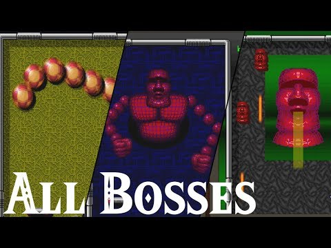 Arkanoid : Doh It Again (SNES) // All Bosses