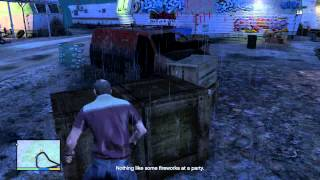 Grand Theft Auto 5-Walkthrough Part 17-Mission#16-Friends Reunited