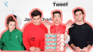 James Charles Is Contacting The Sister Squad For The First Time Since The Drama