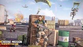 FPS Encounter Shooting 2020 New Shooting Games Android Gameplay (Mobile Gameplay HD) - Android & iOS screenshot 3