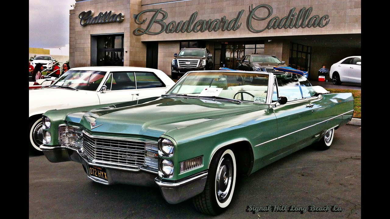 Cadillac Classic Car Club