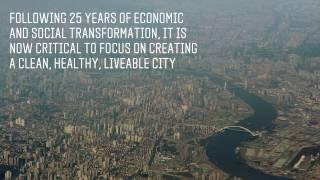 URBAN FUTURES – Huangpu East Bank Urban Forest