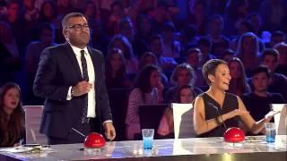 Indian Bollywood Dance on quot;Spain got talentquot;