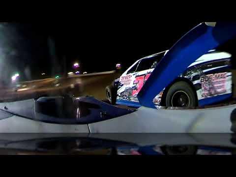 Tj Roush Motorsports Skyline Speedway All-star Sport mod series  Heat race  2nd place 9/9/17