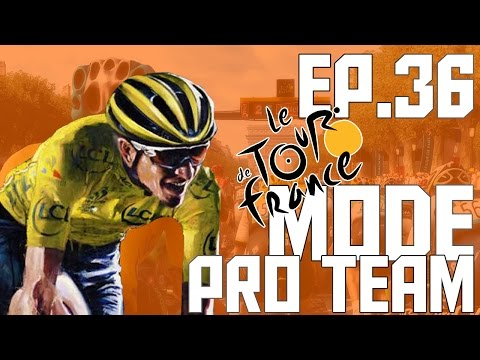 Tour de France 2016 | Mode Pro Team | Ep.36
