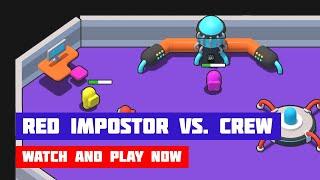 Red Impostor vs. Crew · Game · Gameplay