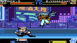 Fatal Fury: First Contact Game Sample - NeoGeo Pocket Color