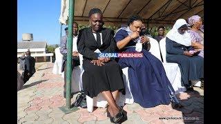 MWANZO MWISHO: Kuagwa kwa Maria na Consolata Leo