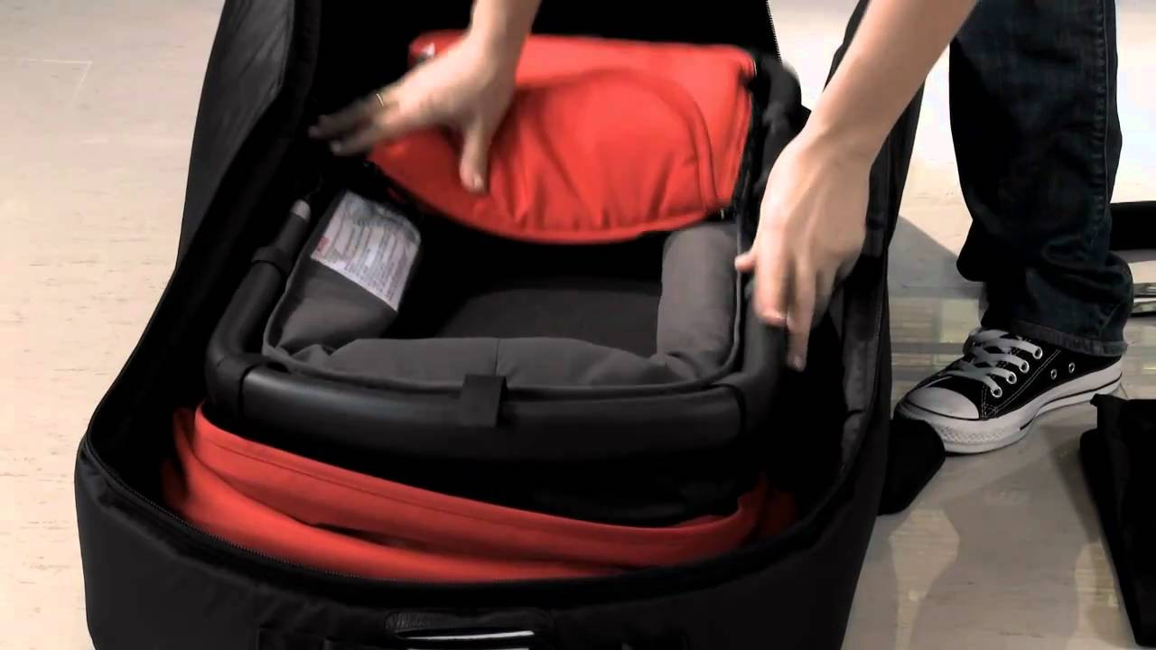 Bugaboo Cameleon Demo Fold The Carrycot Fully Flat