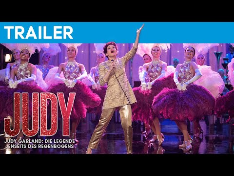 JUDY | Offizieller HD Trailer| Deutsch German | (2019)