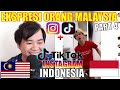 Ekspresi Orang Malaysia  Tiktok Indonesia Di Instagram Lucu Part  Mp3 - Mp4 Download