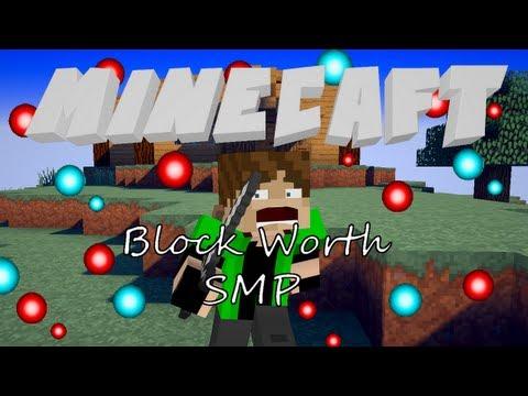 Minecraft SMP: Block Worth - Thug Zombies - Ep 1