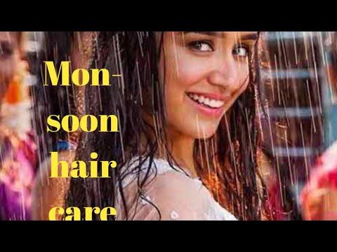 Monsoon hair care tips | monsoon me kese dhyan rkhe balo ka