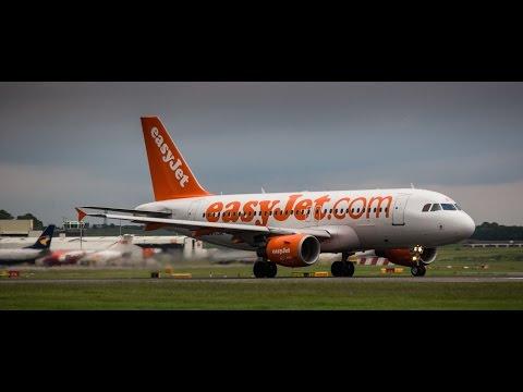 EasyJet A319 Full Flight | London Stansted to Belfast International
