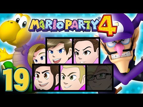Mario Party 4: The Darkest Timeline - EPISODE 19 - Friends Without Benefits
