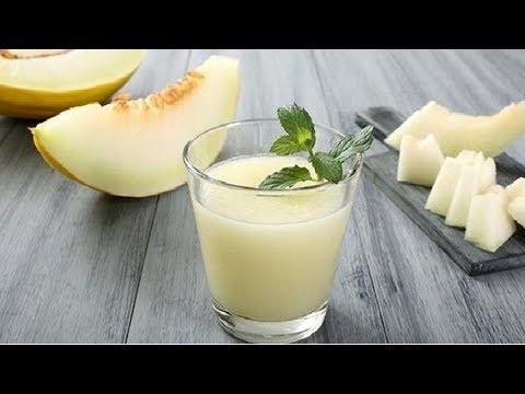 Os 10 Benefícios do Suco de Melão Para Saúde!   Dicas de Saúde