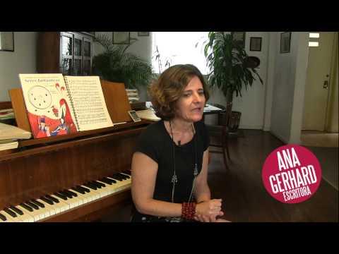 Entrevista con ANA GERHARD por su libro