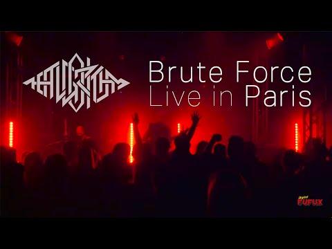 The Algorithm - Brute Force // LIVE @ Paris - 23.03.16