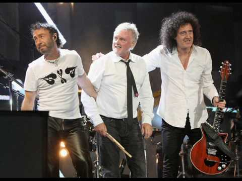 Queen + Paul Rodgers - C-lebrity (New Track) - YouTube