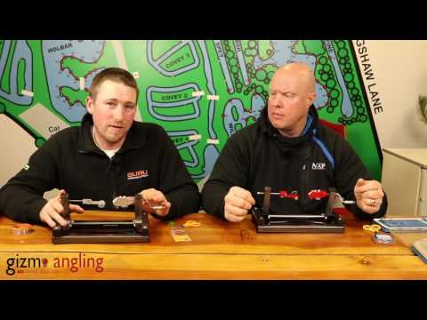 Andy May And Andy Bennett Demoing The ZT PRO Hooktying Station