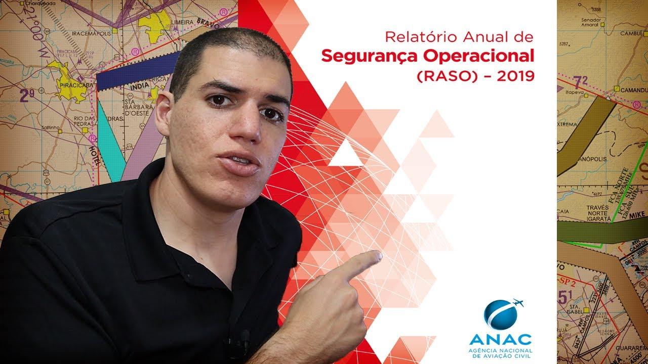[SGSO] O Relatório Anual de Segurança da ANAC