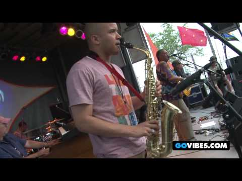 "George Porter Jr performs Bobby Bland's ""Turn On Your Love Light"" at Gathering of the Vibes 2012"