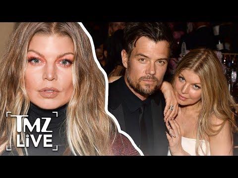 Fergie & Josh Duhamel Finally Getting a Divorce   TMZ Live