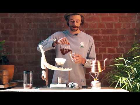 Hario V60 Pour Over Coffee Brew Guide - Alternative Brewing