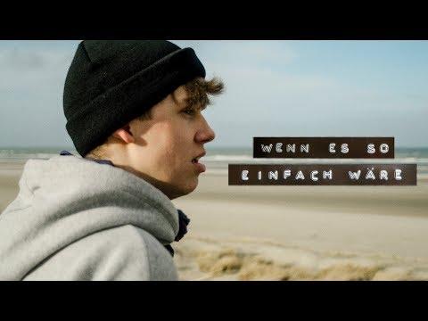 WENN ES SO EINFACH WÄRE - JANNIK BRUNKE FEAT. KAYEF (Offizielles Video)
