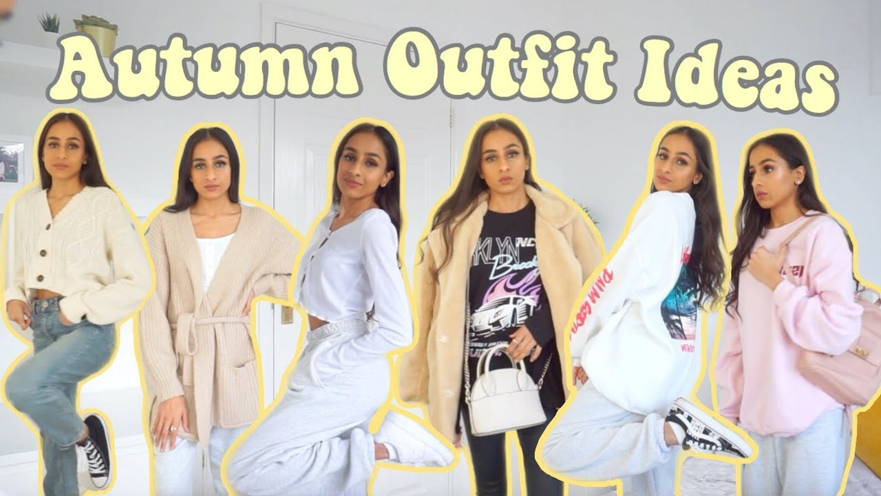[VIDEO] - FALL / WINTER LOOKBOOK/ OUTFIT IDEAS 2019 3