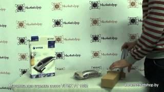 Машинка для стрижки волос VITEK VT 1362(Машинка для стрижки волос VITEK VT 1362 Прежде чем купить этот товар в интернет магазине www.marketshop.by посмотрите..., 2011-03-11T14:29:28.000Z)