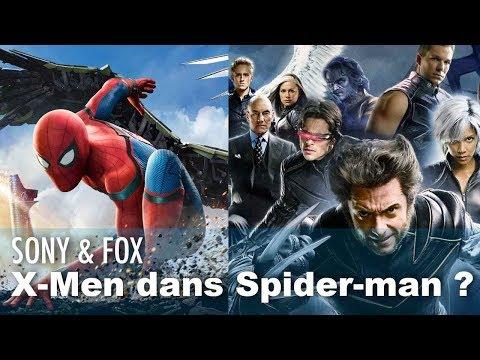 Sony veut acheter la Fox ! Les X-Men vont rejoindre Spider-man ?  - JT Geek #16