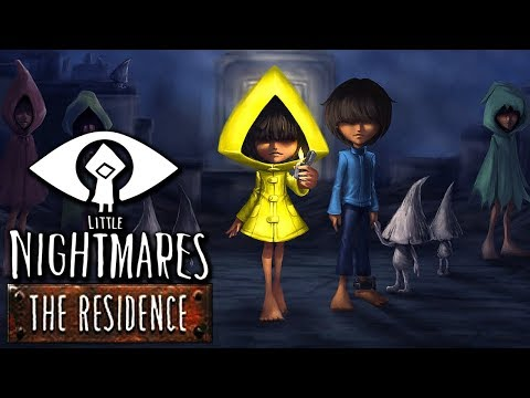 | MIND SCARRED & BLOWN! | Little Nightmares DLC Secrets Of The Maw (The Residence)