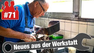 Geräusche-Quiz bei Jürgen | Radlager-Einstellung und Fensterheber-Reparatur