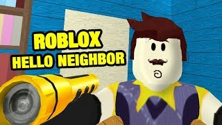 ROBLOX Hello Neighbor Full Game