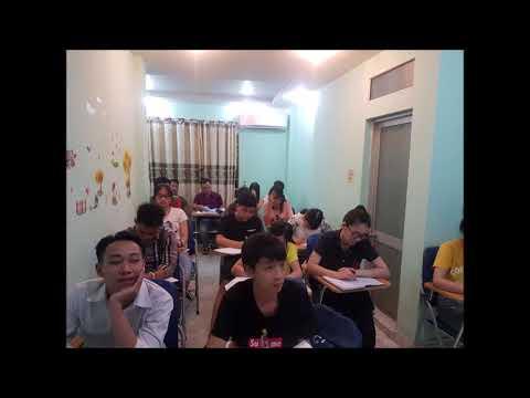 Tìm hiểu một khóa học tiếng Anh Hải Phòng tại trung tâm