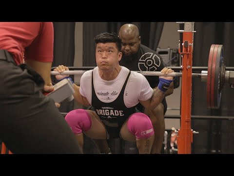 ANAHEIM FIT EXPO POWERLIFTING MEET