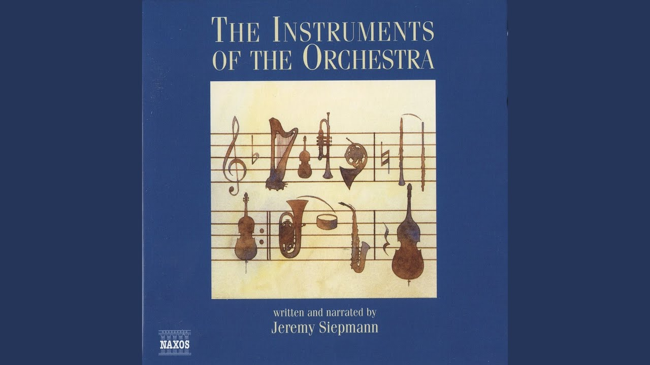Instruments of the Orchestra: Bach: Suite No  1 for unaccompanied cello: I   Prelude