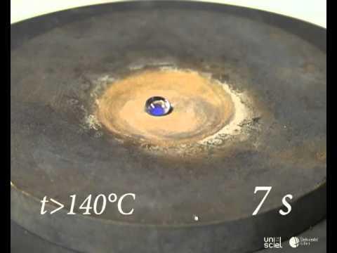 hqdefault - Pourquoi les gouttes d'eau dansent-elles sur une plaque chaude ?