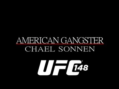 UFC 148: The American Gangster