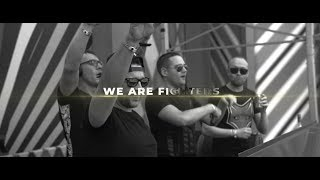 Смотреть клип Da Tweekaz & Destructive Tendencies - We Are Fighters