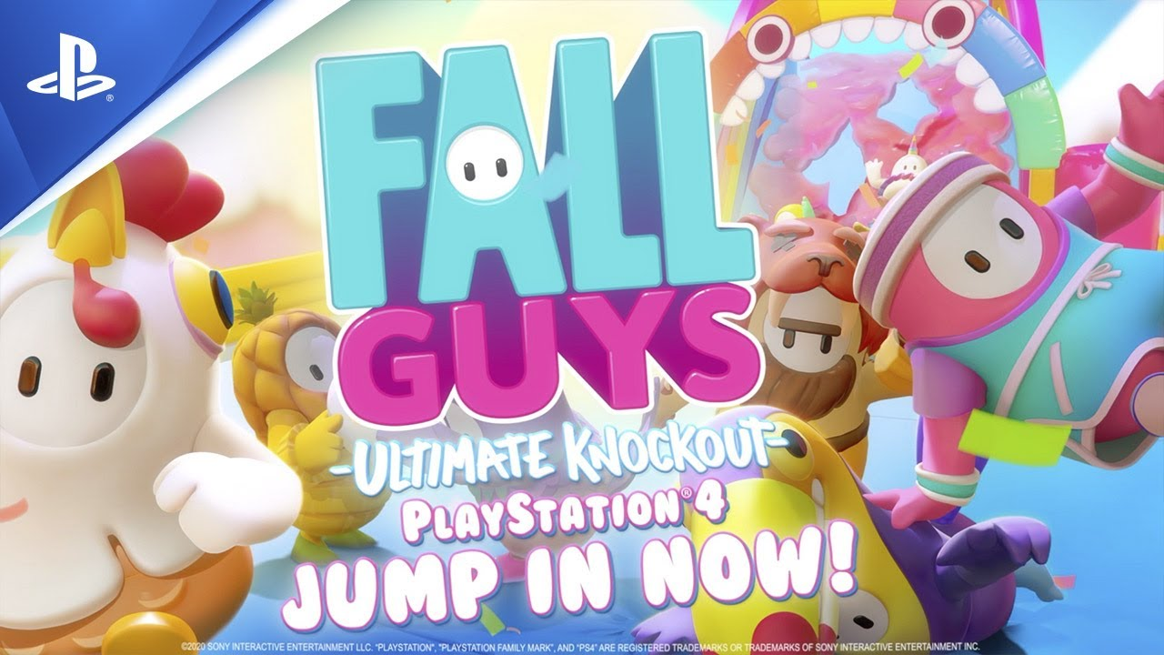 Fall Guys | Launch Trailer | PS4