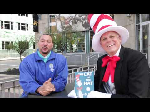 Seussical The Musical - Charlie Batch onstage guest appearance!