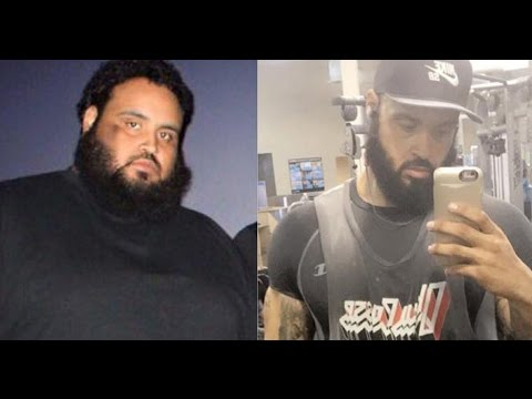 Man Loses 330 Pounds By Walking to Walmart Daily