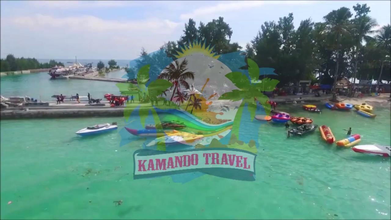 Review Wisata Pulau Tidung Kepulauan Seribu Jakarta - YouTube