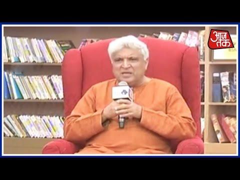 Sahitya Aaj Tak: Special Show Javed Akhtar