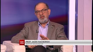 Rozmowa Dnia - dr Anna Materska-Sosnowska, prof. Jacek Raciborski - 09.04.2019