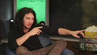 ezra miller interview on the perks of being a wallflower film technicolor dream of weirdness