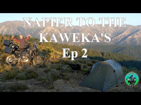 Napier To The Kaweka's