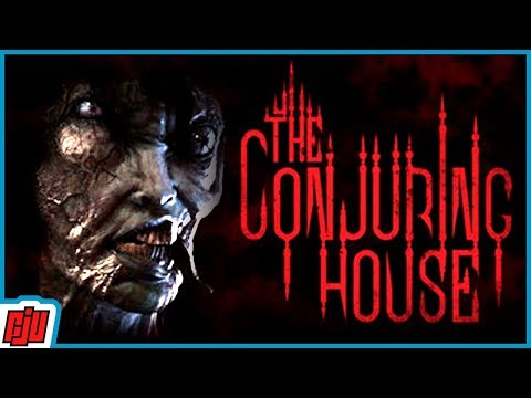 The Conjuring House Part 1 | Horror Game | PC Gameplay Walkthrough